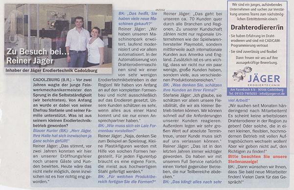 2012_FLZ_bericht_Jaeger_Presse