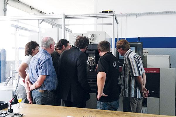 Eroeffnung_2014-Rosstal-Maschine