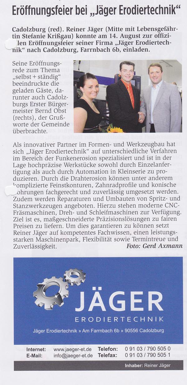 Jaeger-Erodiertechnik-inPresse_Presse