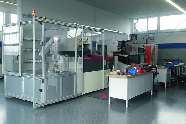 Umzug-Rosstal-Roboter-Maschine